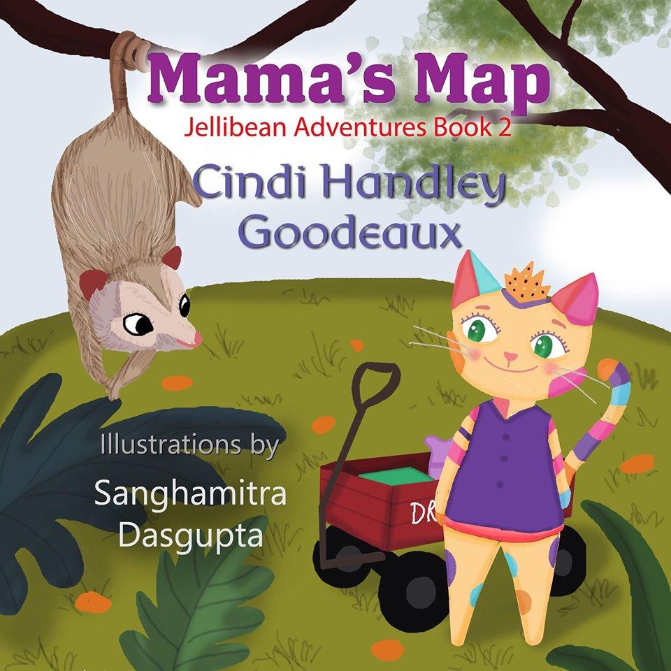 Mama's Map - Jellibean Adventures Book 2